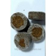 Кокосовая таблетка Jiffy Cocos для рассады Ø30мм