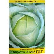 Семена капусты Амагер, 0,5кг
