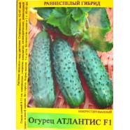 Семена огурца Атлантис F1, 0,5кг