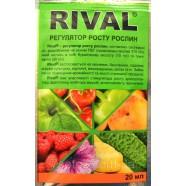 Регулятор роста растений Rival (Ривал), 20 мл