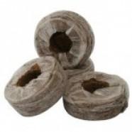 Таблетки кокосовые для рассады Джиффи Ø50мм, упаковка 640шт