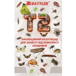 Препарат Т2 Battler, комплекс от вредителей, 30мл