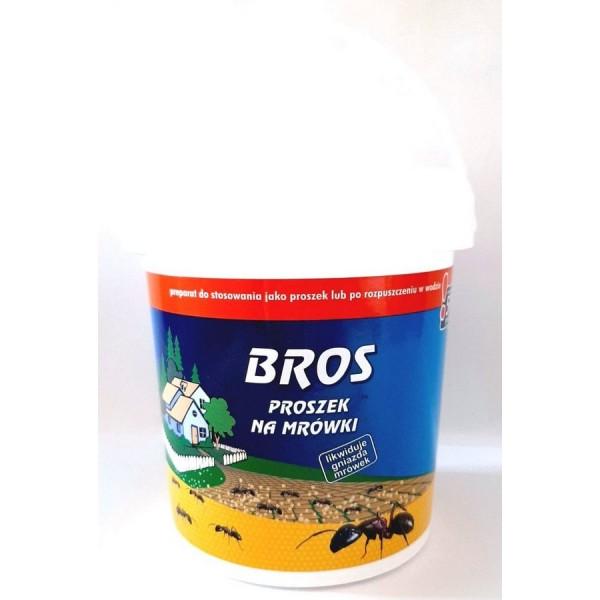 Брос, порошок від мурах, відро, 500г