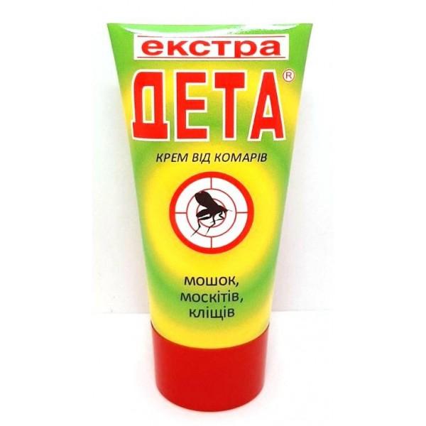 Крем Дета екстра, від комарів, 50мл.