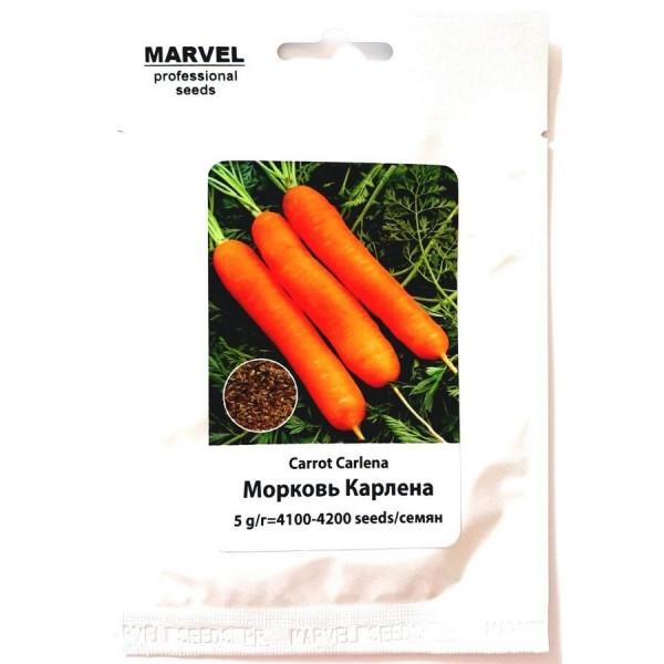 Насіння моркви Карлена (Польща), 5 г