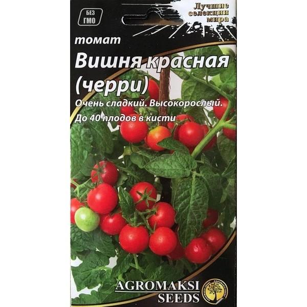 Насіння томату Вишня Червона( черрі), 0,1 г
