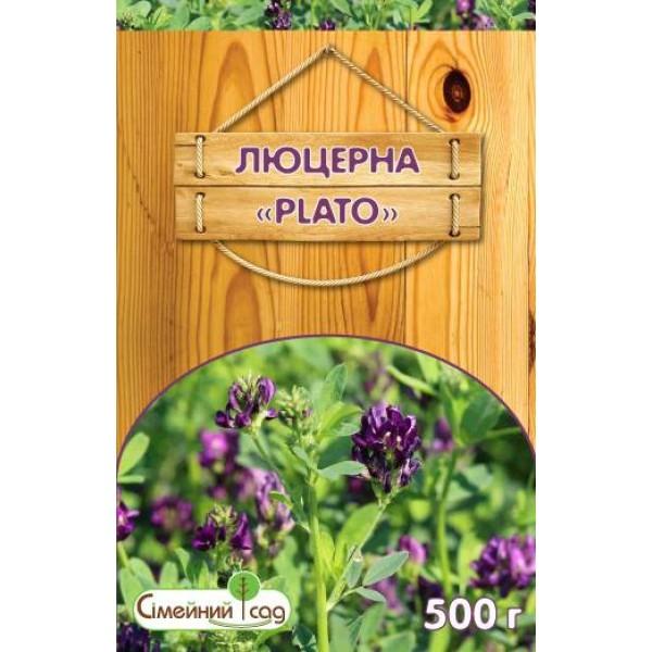 Семена Люцерны в оболочке PLATO, 500 г