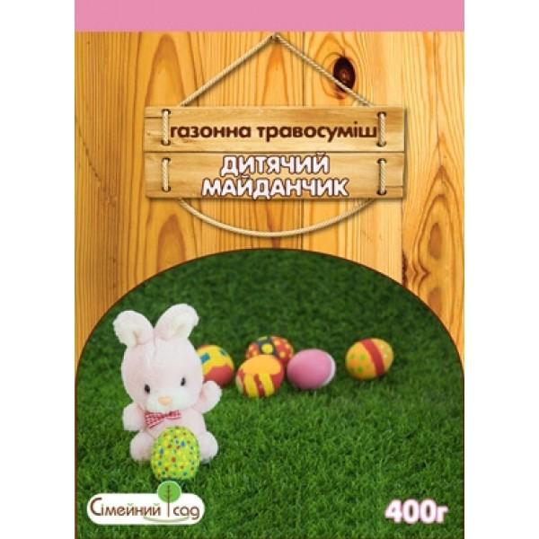 Семена газонной травы Детская площадка, 400 г