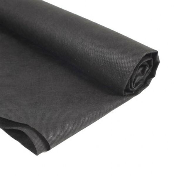 Агроволокноно чорне, пло-ть 42 г/м. кв., шир. 3,2 м, рулон 100м.