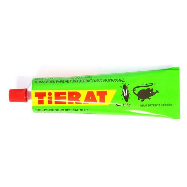 TIERAT (ТИЕРАТ), клей для мишей, щурів, 135г