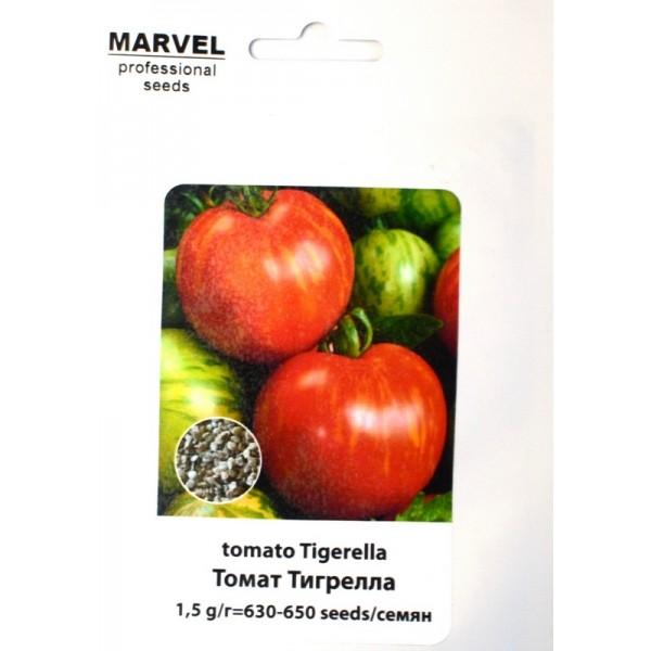 Насіння томату Тигрелла (Італія), 1 г