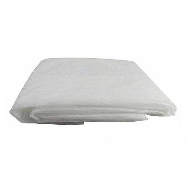 Агроволокно пакетированное белое, плотность 23г/м²., ширина 1,6м, длина 10м
