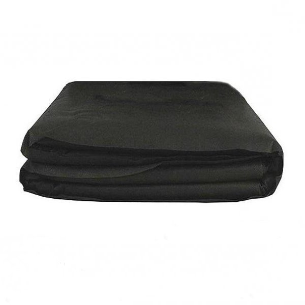 Агроволокно чёрное, плотность 50г/м²., ширина 3,2м, длина 10м, пакет