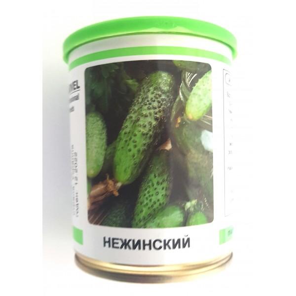 Насіння професійні огірка Ніжинський, (Україна), 100 г