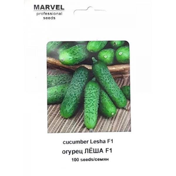 Семена огурца Леша F1 (Россия), 100 семян