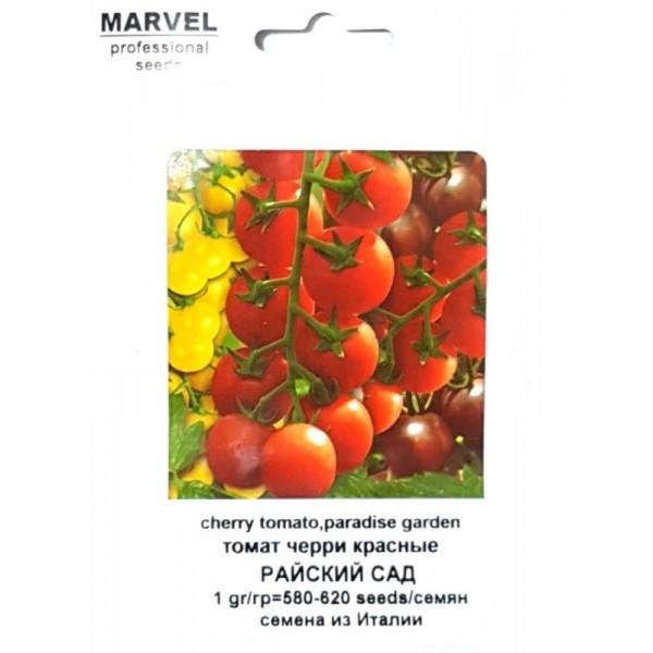 Насіння томату Райський сад (red cherry), (Італія), 1г