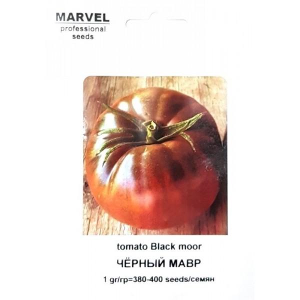 Насіння томату Чорний Мавр (Україна), 1г