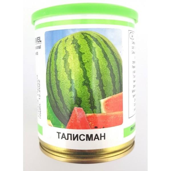 Обработанные семена арбуза Талисман, (Украина), 100г