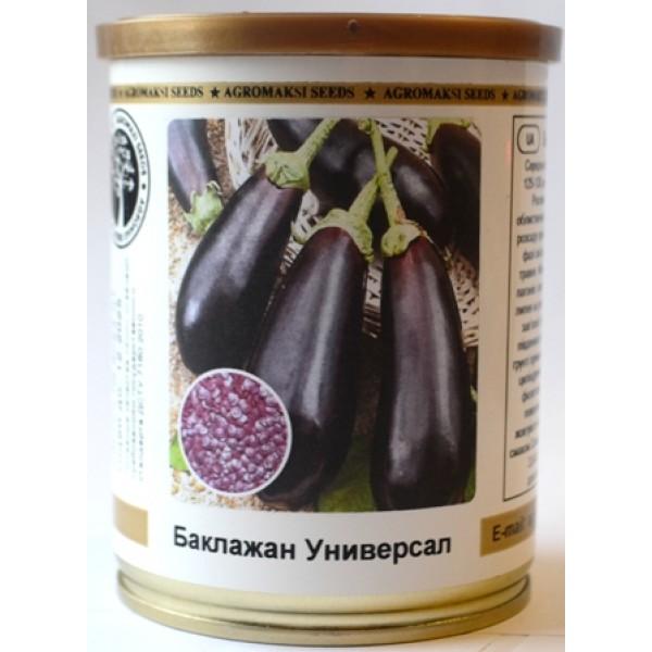 Семена Баклажана Универсал, (Германия), 0,1кг ТМ Agromaksi