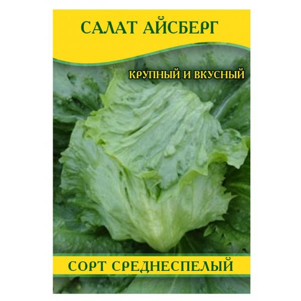 Насіння салату Айсберг, 0,5 кг
