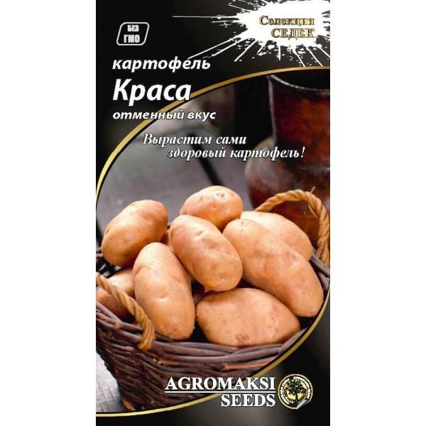 Насіння картоплі Краса, 0,01 г