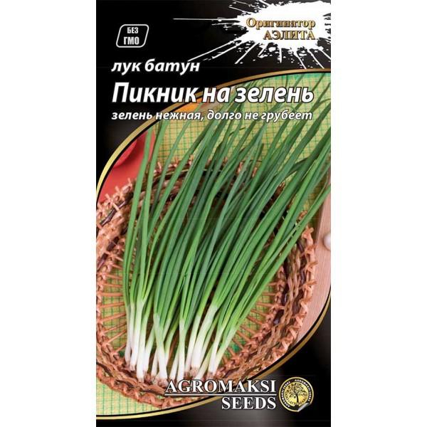 Насіння цибулі батун Пікнік на зелень, 0,5 г