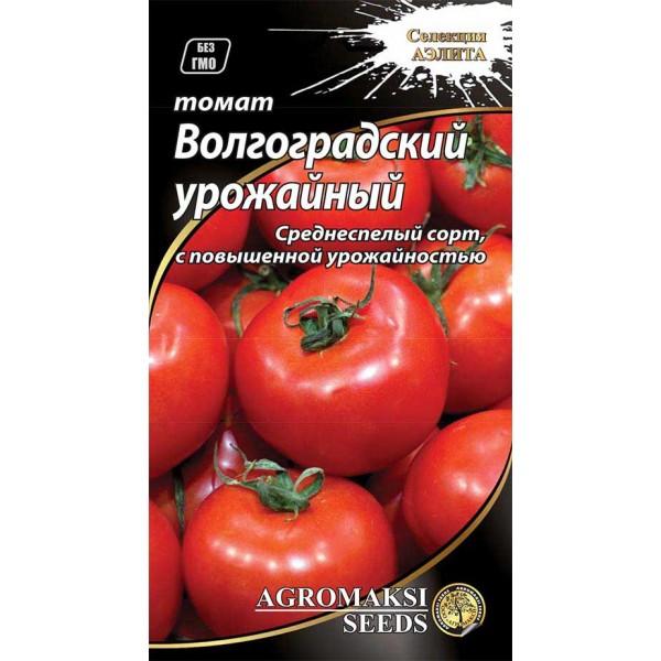 Насіння томату Волгоградський урожайний, 0,1 г