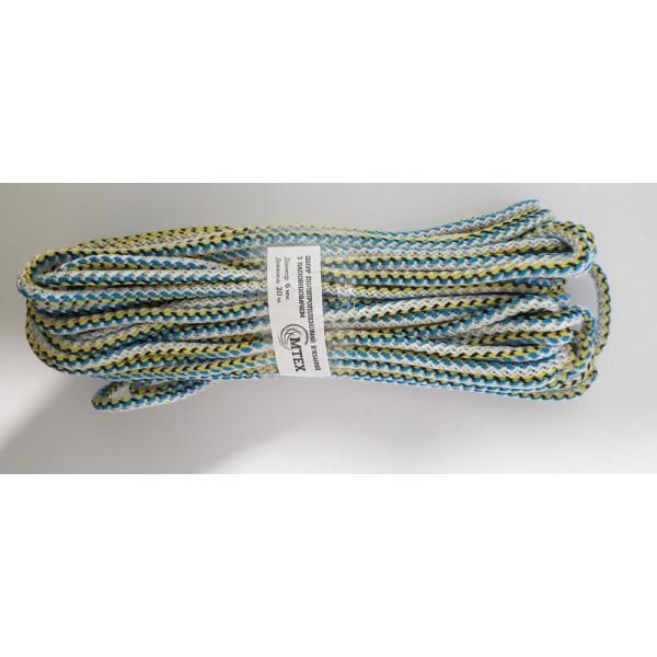 Полипропиленовый шнур М-ТЕХ диаметр 6мм, длина 20м