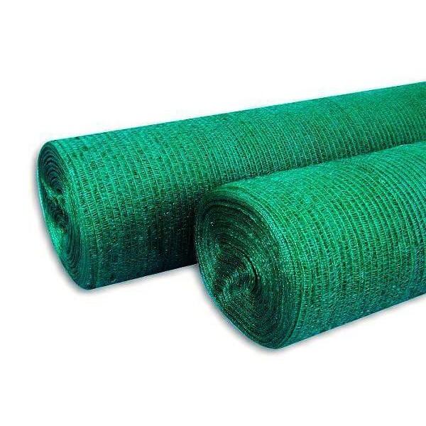 Затіняюча сітка для рослин, 45%, ширина 2м, рулон 100м.