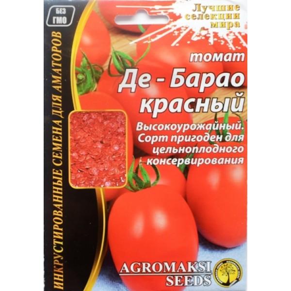 Насіння томату Де-барао червоний, 3г