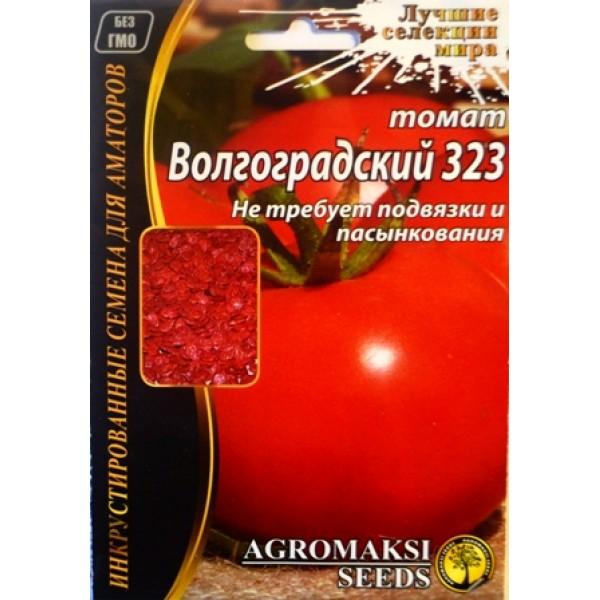 Насіння томату Волгоградський 323, 3г