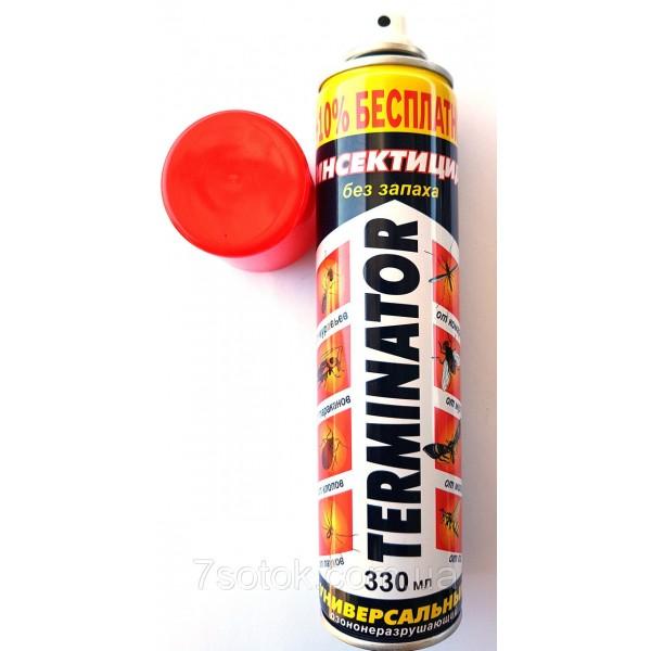 Дихлофос универсальный Терминатор (Terminator), 330мл.