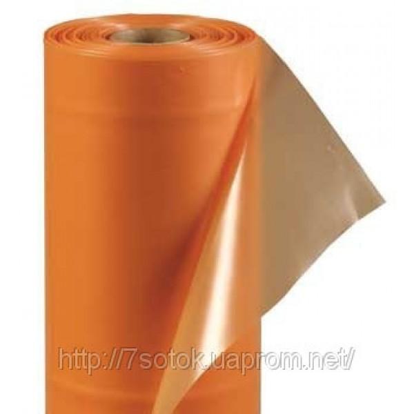 Поліетиленова плівка, УФ стабілізація, 150мкм, рукав 3х2, рулон 50м