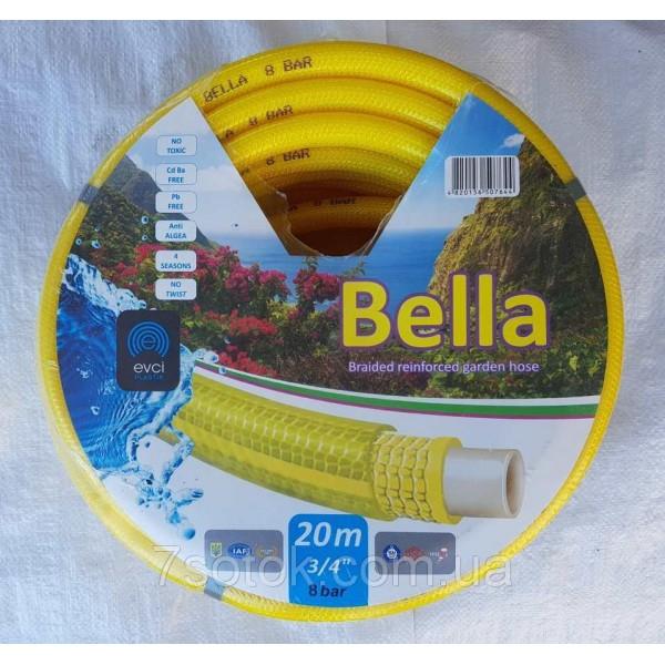 """Армований ниткою шланг Белла (BELLA), - 3/4"""" (19мм), довжина 20м."""