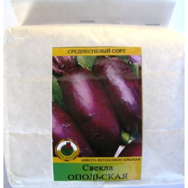 Насіння буряка, столовий Опольський, 0,5 кг