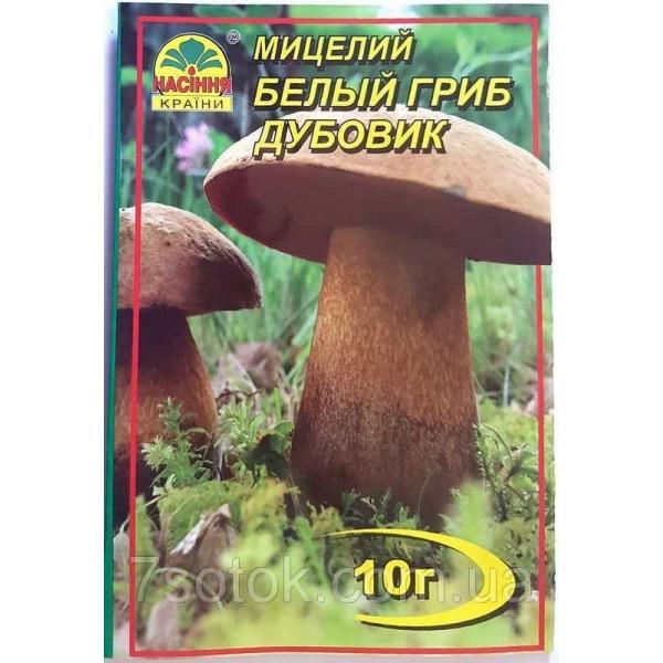 Мицелий гриба Белый Дубовик, 10г