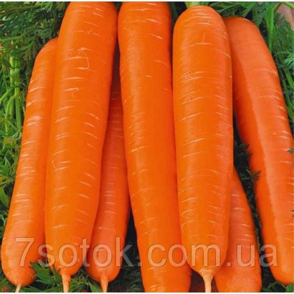 Семена моркови Осенний Король, 1 кг