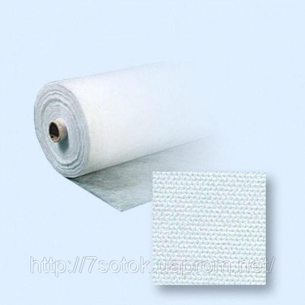 Белое агроволокно, плотность 50г/м. кв., ширина 3,2м., 100м
