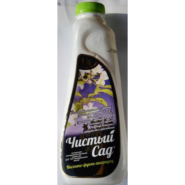 Инсектофунгиакарицид Чистый сад, 1л.