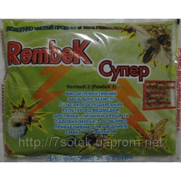 Препарат RembeK Супер от медведки, 150г.