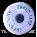 Капельная лента для полива GreenLine, капельницы через 10см, 100м, в размотку