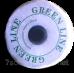 Лента для капельного полива Green Line в размотку, капельницы через 20см, 100м